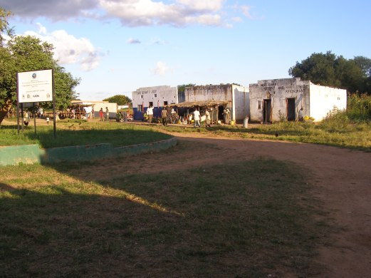 The Chief's village